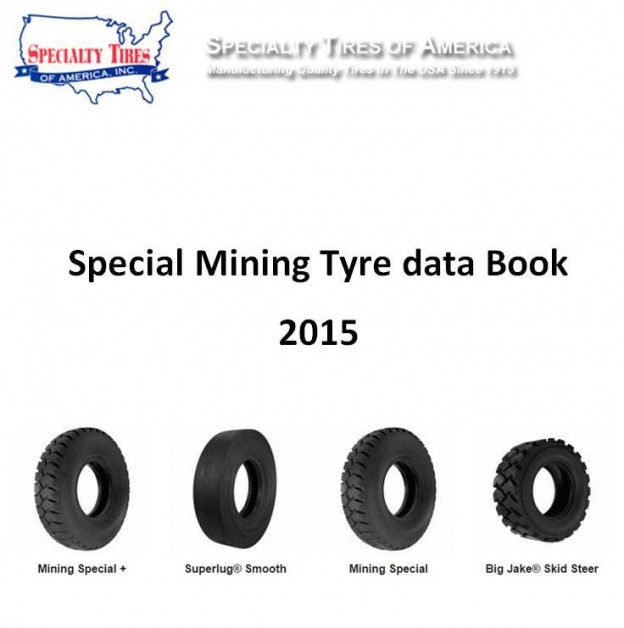 Specialty Tyres data  cover